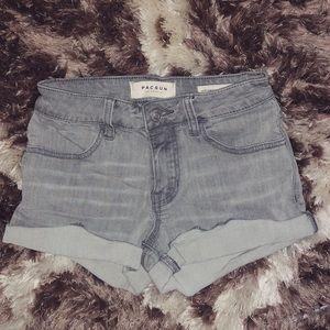 PacSun Jean shorts